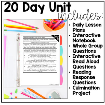 Unit 3- Gr 5 Dive Into Reading-Mythology Interactive Read-Alouds, Mini-Lessons