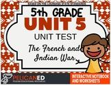 5th Grade - Unit 5 Unit Test