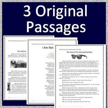 5th Grade Virginia SOL Reading Test Prep Practice Tests - Raise your scores!