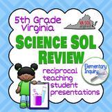 5th Grade Virginia Science SOL Review Presentations