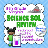 5th Grade Virginia Science SOL Review Presentations