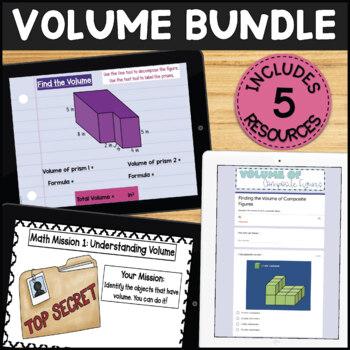 5th Grade Volume Bundle