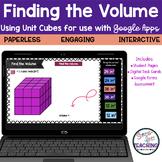 Volume with Cubic Units | 5th Grade | Digital | Google Classroom