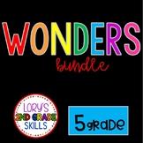 5th Grade WONDER BUNDLE