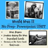 5th Grade -- WW2 Unit