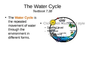 5th Grade Weather PowerPoint Packet (Scott Foresman Ch 7)