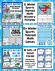 5th Grade Winter Games Math Activities Bundle