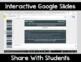 5th Grade Wonders Unit 1 Digital Writing Traits for Google Classroom