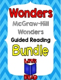 5th Grade Wonders Guided Reading Bundle