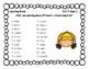 5th Grade Wonders Spelling Unit 3 Week 1