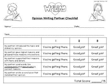 5th Grade Writers Workshop (Rubrics, Student Checklists, & Trackers)