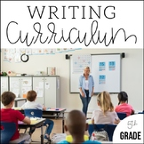 5th Grade Writing Unit Bundle | An Entire Year of Writing