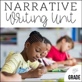 5th Grade Narrative Writing | Unit 2 | 6 Weeks of CCSS Ali