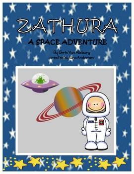 "5th Grade Treasures Reading Unit 3 Week 5 ""Zathura"""