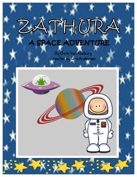 "5th Grade Treasures Reading Unit 3 Week 5 ""Zathura"""