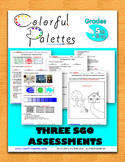 5th Grade and up SGO Visual Art Assessments