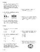 Math Daily Review Grade 5 week 1