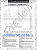 5th Gd 1st Quarter Review~110 Words CW Puzzles~Social Studies Weekly~NO PREP