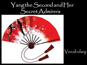 5th Language Arts HM  4.3 Yang the Second Vocabulary PPT