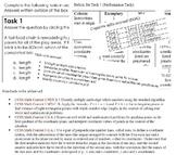 5th Math CCSS STEM Performance Task: Play-Area Pavers