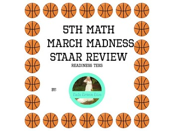 5th Math STAAR review