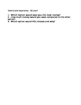 5th Number Sense Base Ten Assessment-Black Diamond