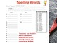 5th Reading Street PPT-Spelling, Grammar, and Writing