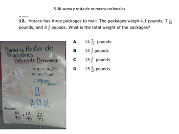 5th STAAR study guide