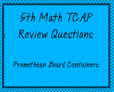 5th TCAP Review Questions for Promethean Board