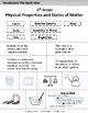Physical Properties and States of Matter (5th flip book idea)