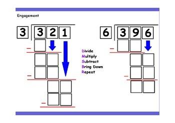 5th grade Common Core Zeros in the Quotient