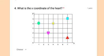 5th grade Digital Self-Grading and Self-Checking Math Warm-Ups Growing Bundle