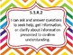 5th grade OAS ELA standards