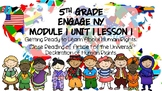 5th grade Informational Text Activity : Engage NY Module 1