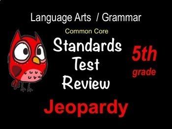 5th grade Grammar Practice Games Common Core aligned