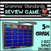 5th grade Grammar Practice Games / Common Core aligned