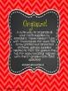 5th grade MATH TEKS  Red Organization Labels *updated!