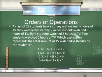 5th grade Math -Are you Smarter than a 5th grader- End of the year review