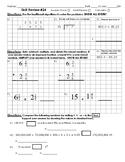 5th grade Math Cumulative Skill Review 24