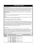 5th grade Math Decimal Unit with assessment test Common Core 5.NBT.1