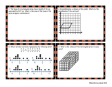 5th grade Math STAAR Review Category 3 and 4