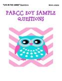 PARCC EOY - ELA Passage Questions