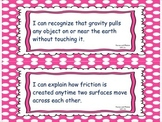 5th grade Science I Can Statements