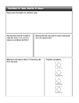 5th grade Science Notebook Scavenger Hunt