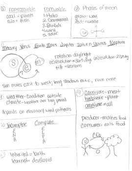 Staar Reference Sheet Worksheets & Teaching Resources | TpT