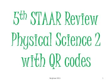 5th grade Science STAAR Review_Physical Science (2)