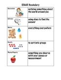 5th grade Science STAAR Vocabulary