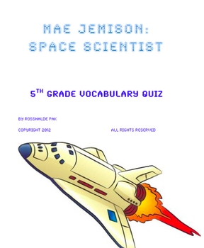 5th grade, Theme 2  Give It All You've Got Vocab Quizzes