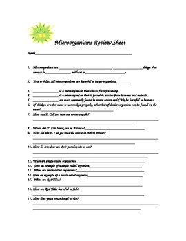 microorganisms worksheets 5th grade science microorganisms best free printable worksheets. Black Bedroom Furniture Sets. Home Design Ideas