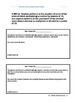 5th Grade Math Common Core aligned exit ticket answer key